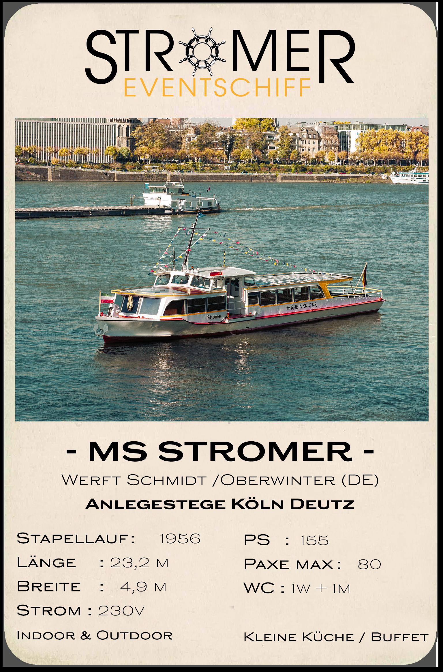 Stromer-Informationen
